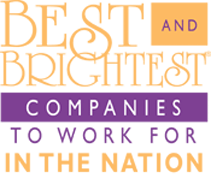 Best and Brightest Companies to Work For Award