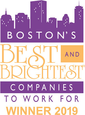2019 Best & Brightest Award - Boston