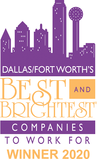 2020 Best & Brightest Award - Dallas/Fort Worth