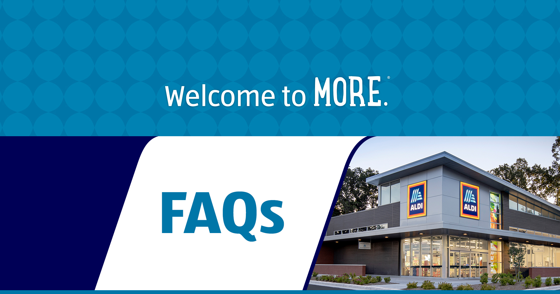 ALDI FAQs