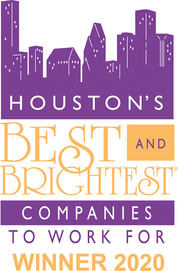 2020 Best & Brightest Award - Houston