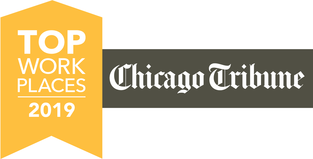 2019 The Chicago Tribune Top Workplaces