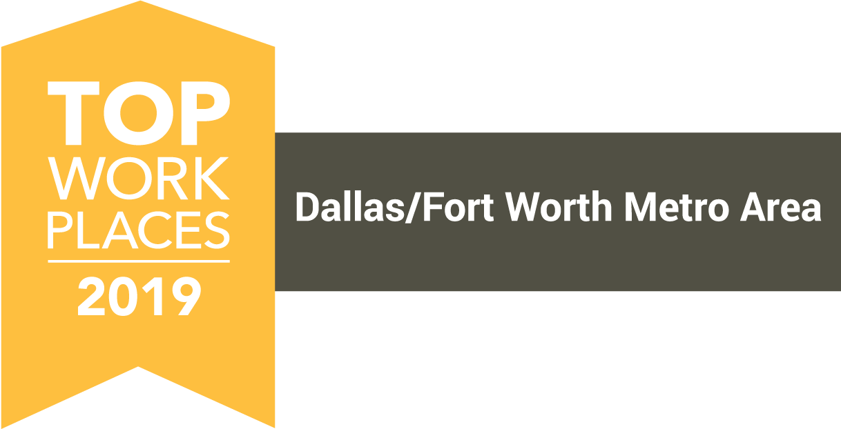 2019 The Dallas Morning News Top Workplaces