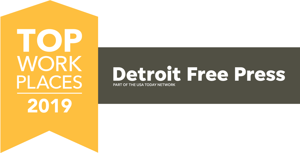 2019 The Detroit Free Press Top Workplaces