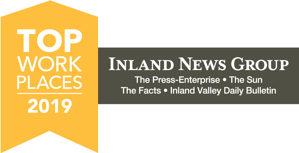 2019 The Inland Empire Top Workplaces