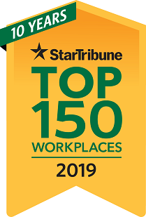 2019 The Minneapolis StarTribune Top Workplaces