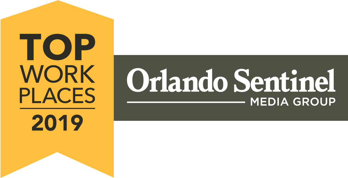 2019 The Orlando Sentinel Top Workplaces