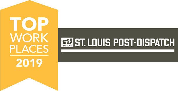 2019 The St. Louis Post-Dispatch Top Workplaces
