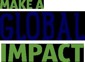 Make a Global Impact
