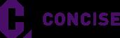 Concise logo