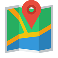 Map with google