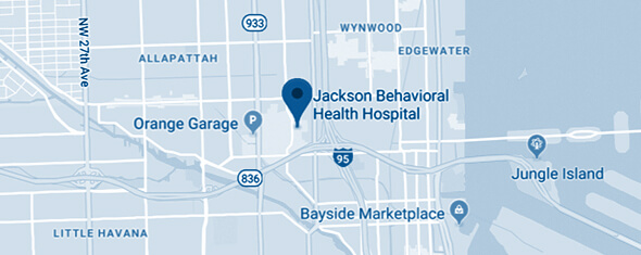 Jackson Pharmacy - Behavioral Health Map