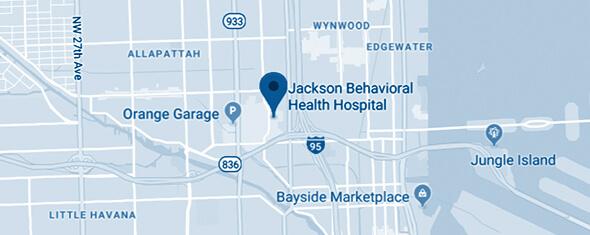 Jackson Pharmacy - Behavioral Health Map