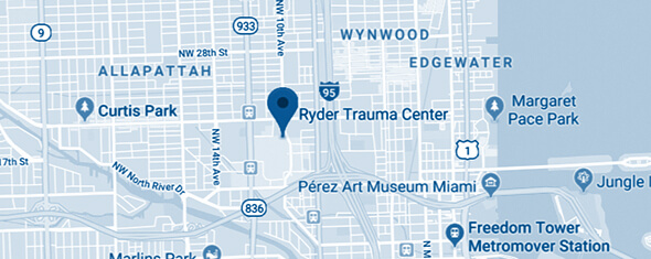 Ryder Trauma Center