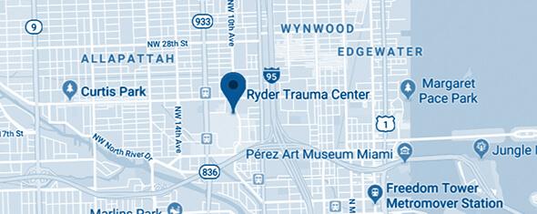 Ryder Trauma Center