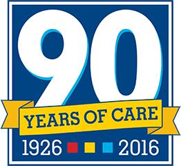 Celebrating 90 years of care, 1926–2016