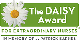 The DAISY Award for Extraordinary Nurses: In Memory of J. Patrick Barnes