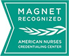 American Nurses Credentialing Center: Magnet Recognized