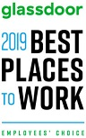 glassdoor 2019 Best Places to Work - Employees' Choice