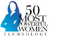 50 Most Powerful Women In Technology