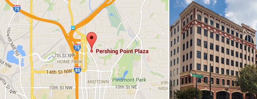 Pershing Point, Atlanta