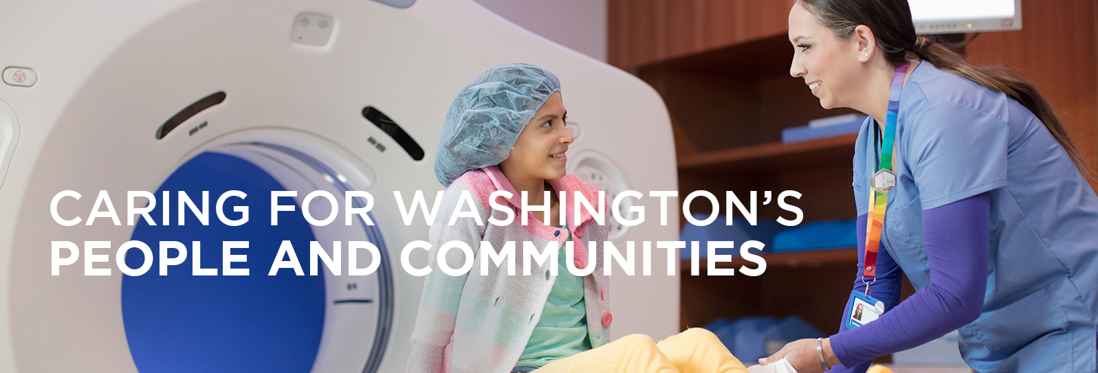Caring for Washington's People and Communities