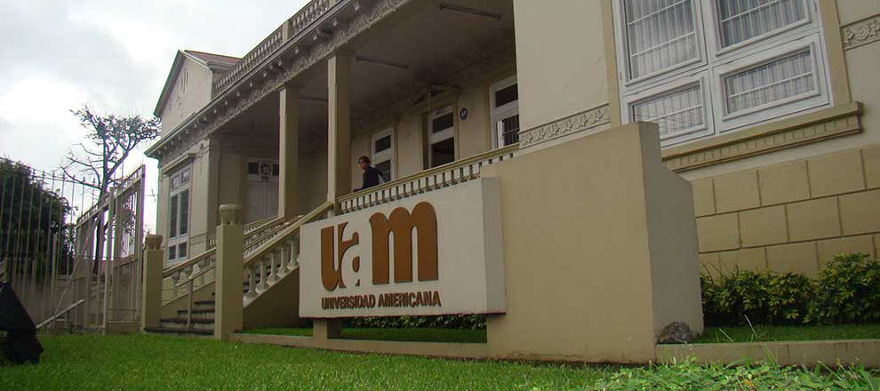 Universidad Americana (UAM)