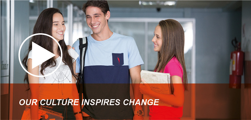 Our Culture Inspires Change