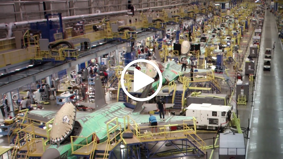 Assembler Aircraft - Structures opportunities at Lockheed Martin. (Video)