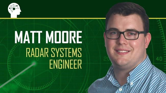matt moore radar systems engineer