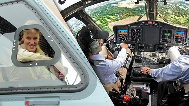 Lockheed Martin pilot