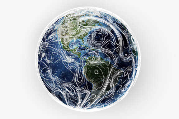 Earth illustration