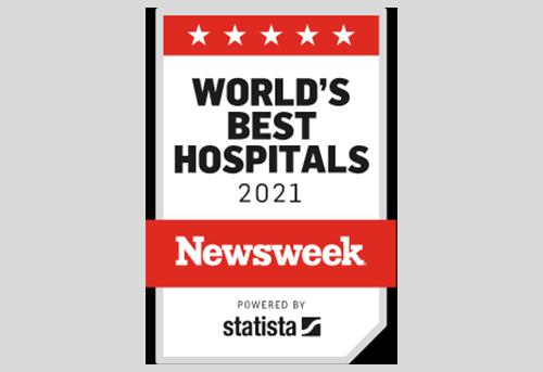 World's Best Hospitals 2021 - Newsweek