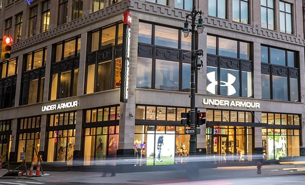 Under Armour office
