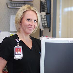 Life at UNMH: RN Supervisor Erica Tidiane