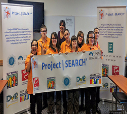 Learn about the Project SEARCH employment program and meet the 2016 UNMH Project SEARCH interns!