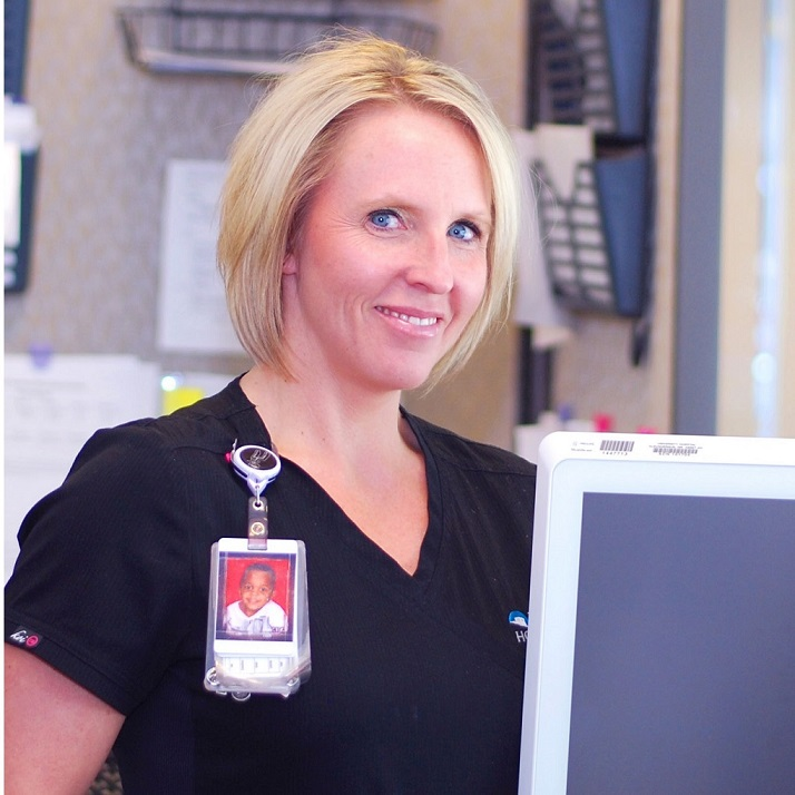 Life at UNMH: RN Supervisor Erica Tidiane
