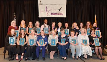 nurse excellence awards