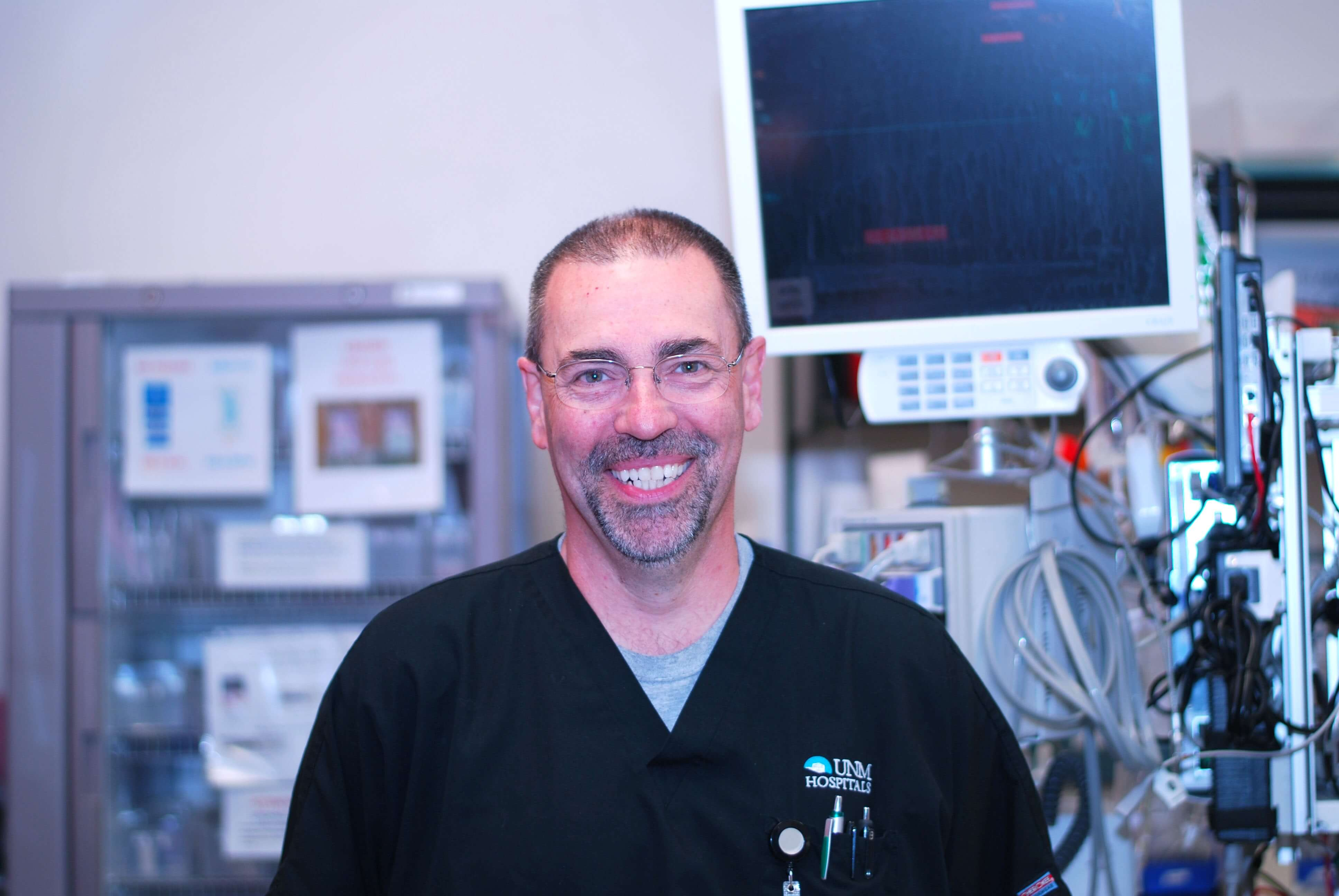 Employee Spotlight | Chris, RN Inpatient Supervisor