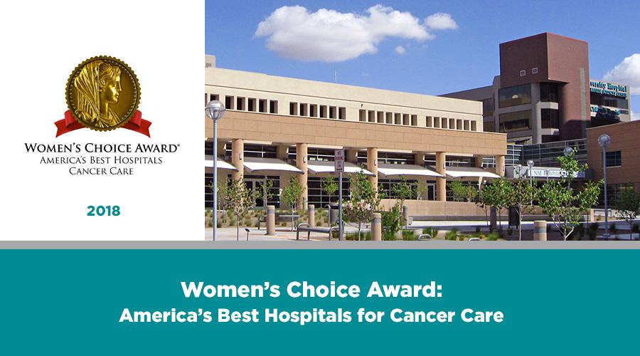 Woman's Choice Award