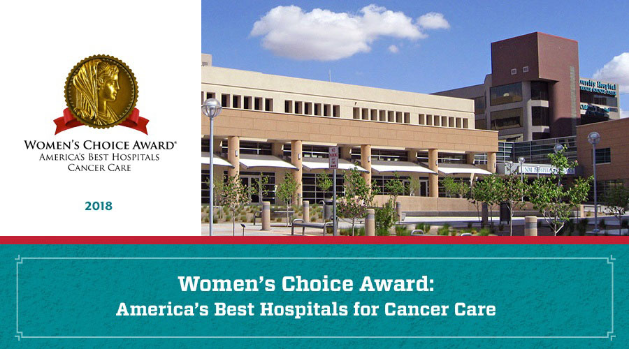 Women's Choice Award | America's Best Hospitals for Cancer Care