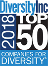 2018 Diversity Inc - Top 50 Companies For Diversity
