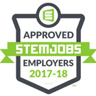 2017-2018 Stemjobs Approved Employers