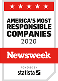 America's most responsible companies 2020 Newsweek powered by statista