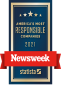 America's most responsible companies 2021 Newsweek powered by statista