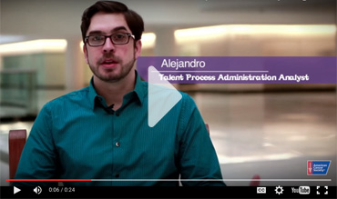 Start Your Career with the American Cancer Society and Finish the Fight: Alejandro