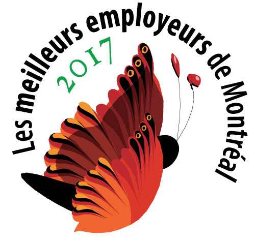 Montreal's Top Employers 2016