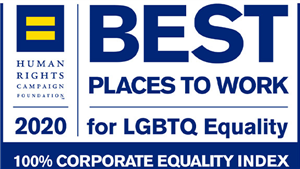 Best Place to Work for LGBTQ Equality 2020