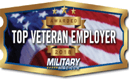 Top Veteran Employer Awarded 2018 Military