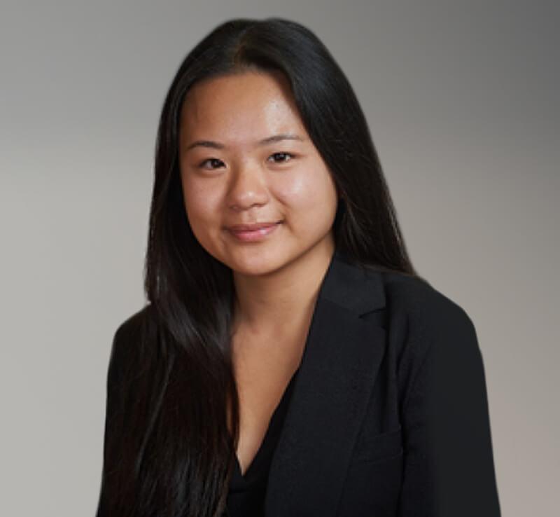 Helen - IT Graduate Analyst